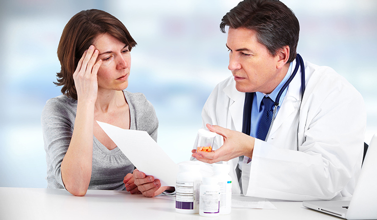 Doctors want to know if you aren't taking your medicines properly