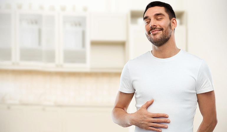 Salt aids digestion