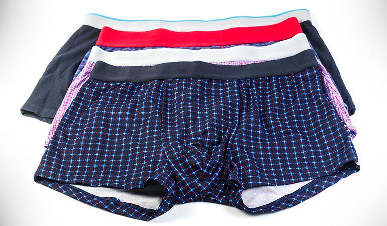 Wear A Clean, Dry Underwear