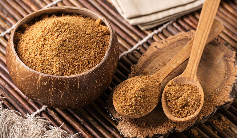 Coconut sugar prevents intestinal disorders.
