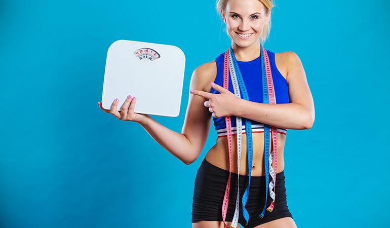 Strength Training Controls Body Weight