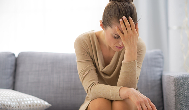 Bhringraj oil can control stress