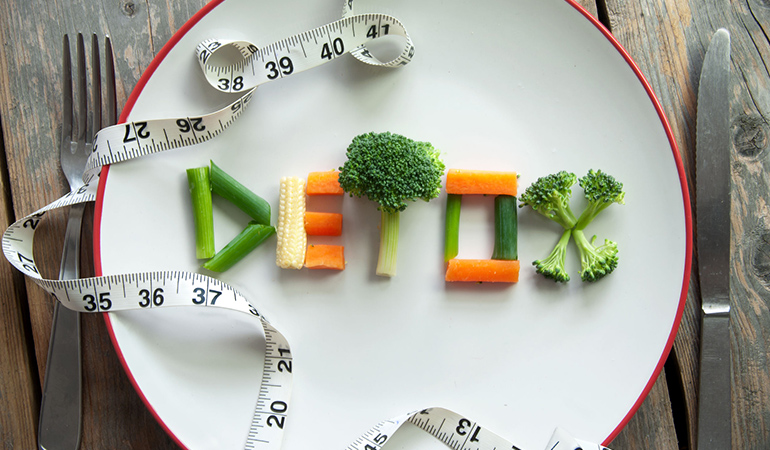Detox Diets Are A Quick Way To Lose Weight