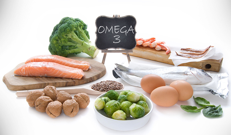 Omega-3 fats can reduce inflammation and pain in endometriosis