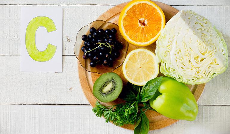 Eat Vitamin-C Rich Foods
