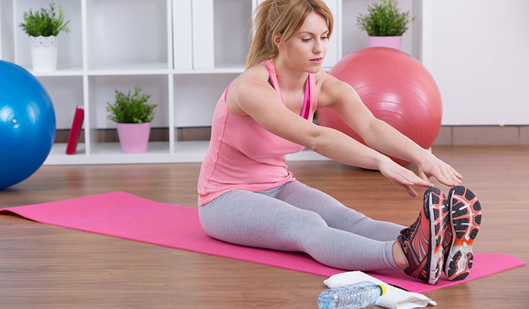Exercises To Strengthen The Knee Joint