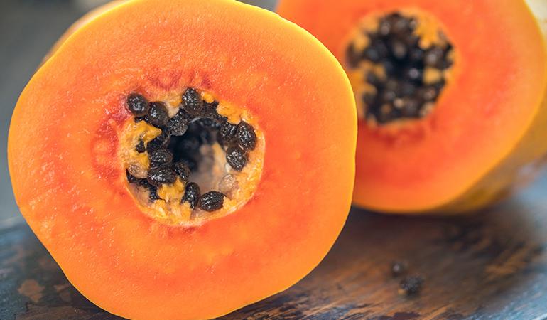 Papaya seeds fight oxidative stress