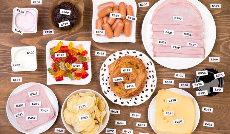 health risks of food additives