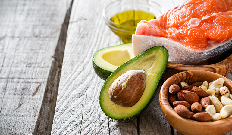 Healthy Dietary Fats Are Important For The Body
