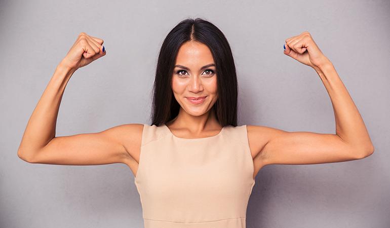 Vitamin D can strengthen bones