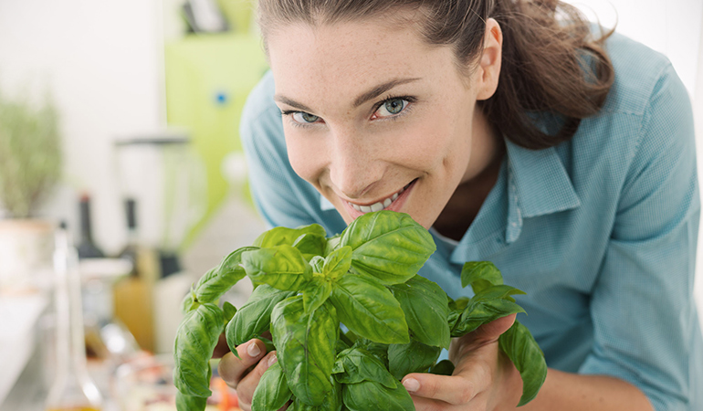 Growing your own herb garden ensures you get the best out of your herbs nutrition-wise and quality-wise.