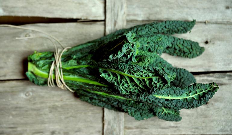 green leafy vegetables help in liver detox