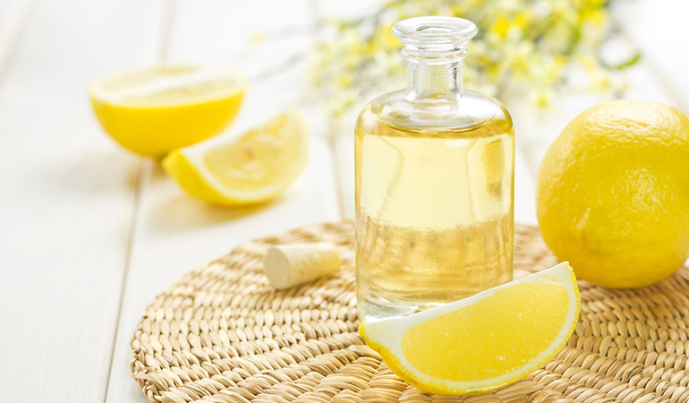 Lemon Oil Helps Absorb Nutrients And Eliminates Toxins From The Body