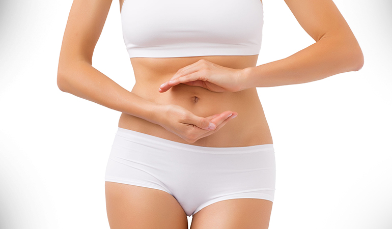 Your gut maintains digestive health.