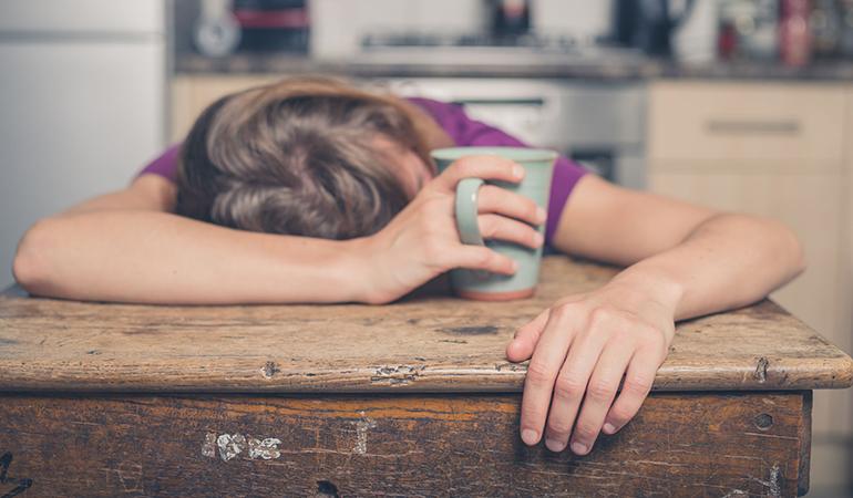 Microsleeps : Sign of chronic sleep deprivation