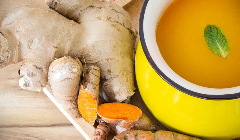 Drink The Detox Tea On An Empty Stomach For Maximum Health Benefit