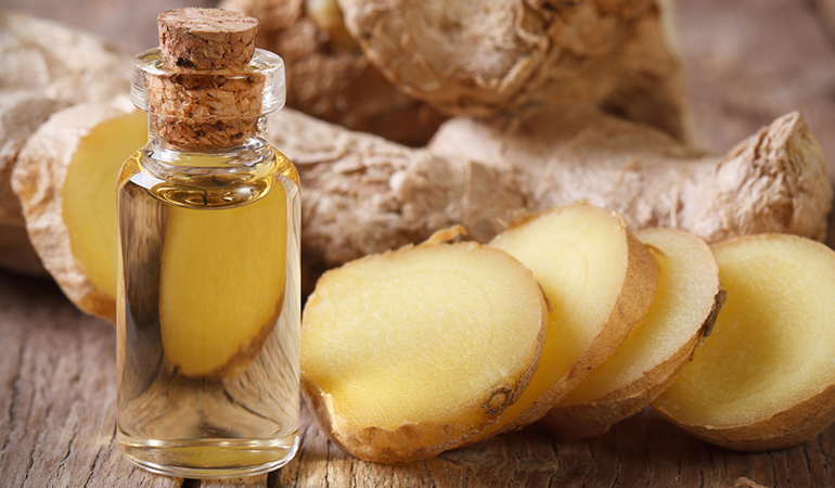 Ginger has several other health benefits.