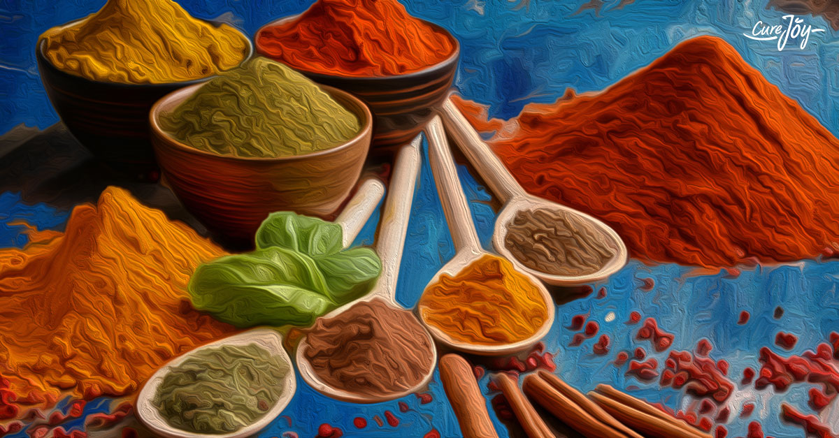 health benefits of spices