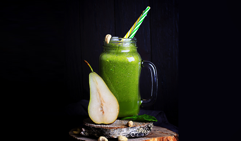 Pears with ginger can reduce asthma symptoms