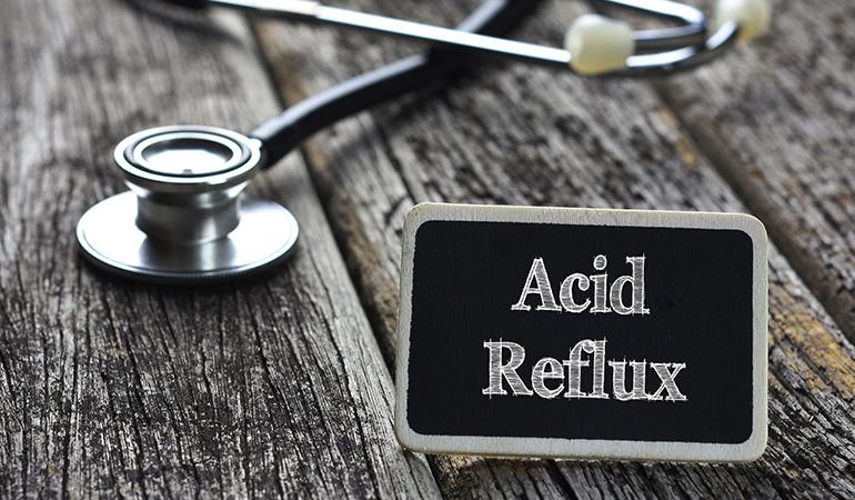Alkaline water may benefit acid reflux patients