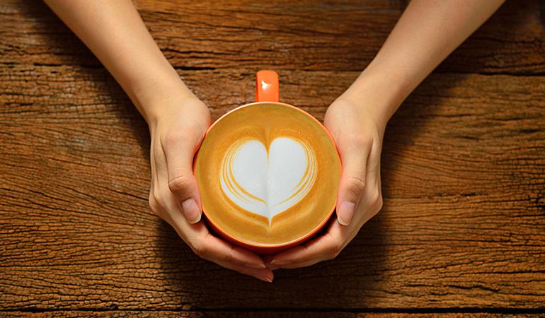 Reducing your caffeine intake can help you sleep better