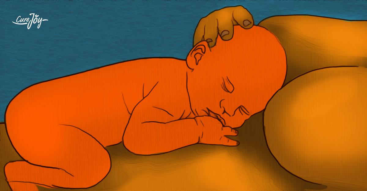 why-babies-fall-asleep-while-breastfeeding