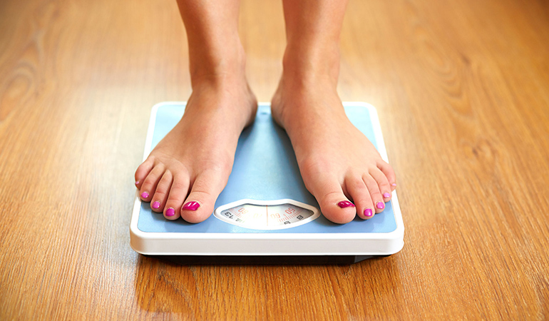 Maintain a healthy BMI to prevent cancer.