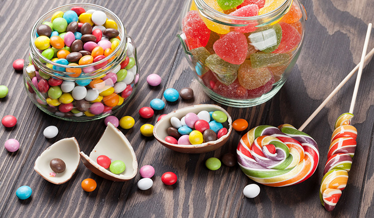 Human brains are hardwired to like sweets