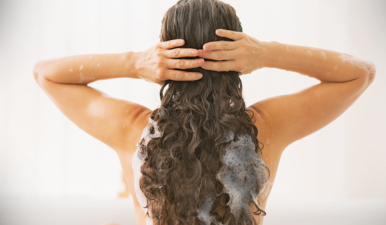 Washing your hair correctly is an important step to take care of your hair