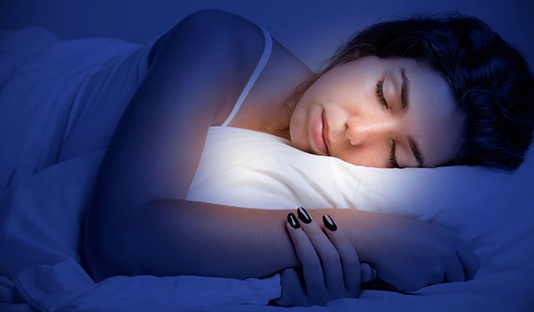 s a part of treatment, those with ADHD must make sleep a priority