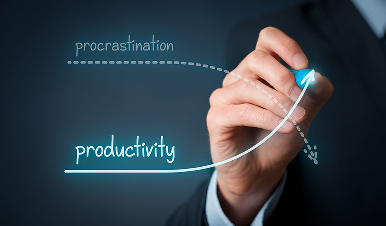 exercise improves focus and productivity