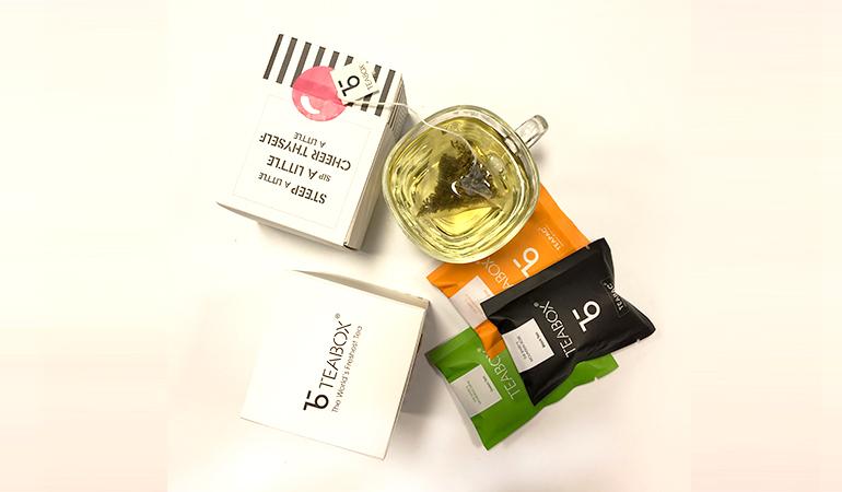 Tea Box - green tea