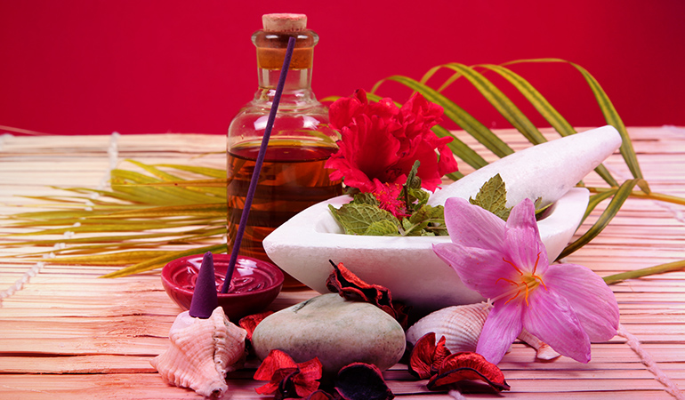 Ayurveda is a system that offers holistic benefits to maintain good health and vitality in people