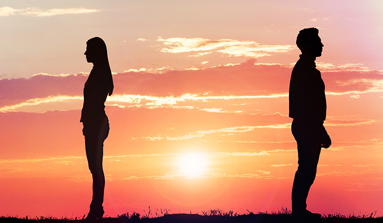 Not spending enough time together can affect your marriage
