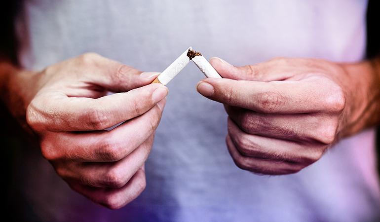 Quit Smoking Or Never Start