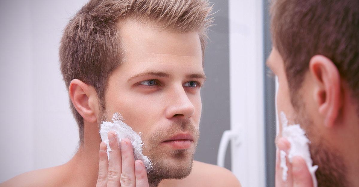 Shaving tips for the winter.