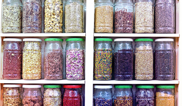 Store-bought ground spices are very easy to mix in with cheaper additives.