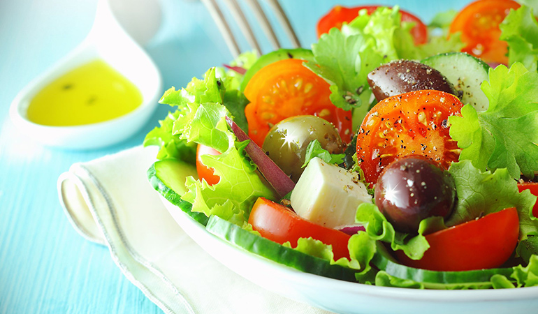 coconut water can be used to make salad dressings