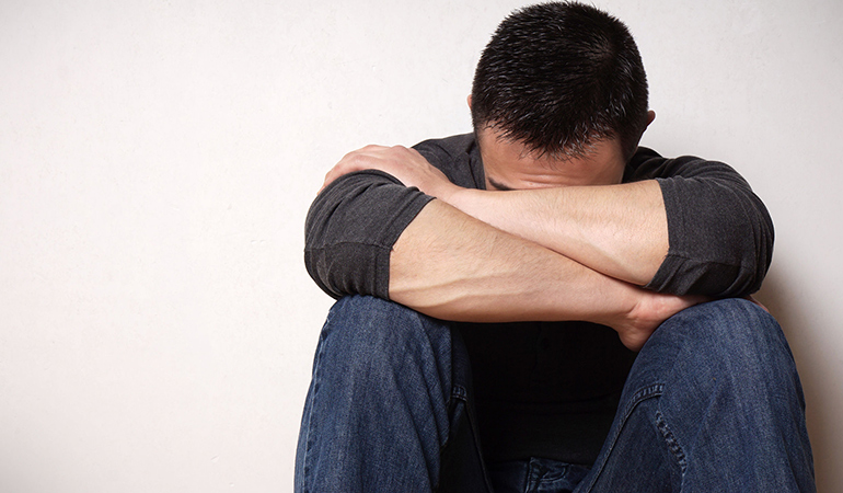 Low-fat diets cause depression.