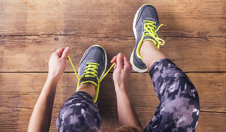 exercise will stimulate the release of endorphins