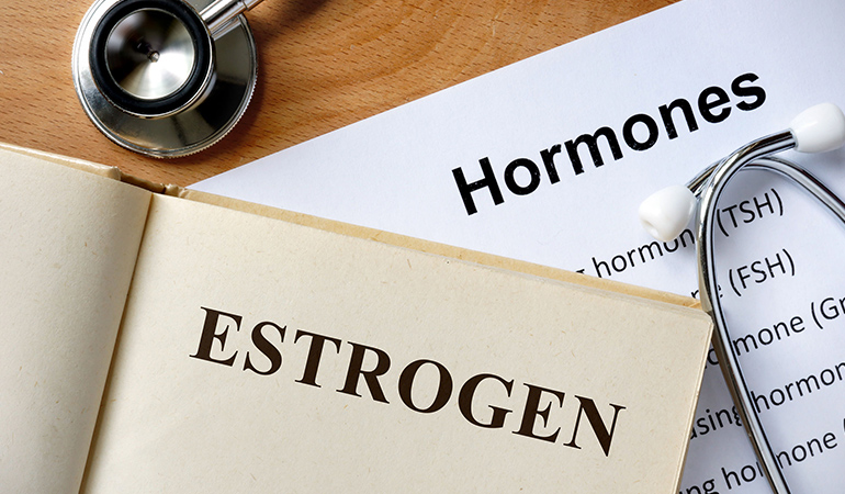 Low-fat diets cause hormonal imbalances.