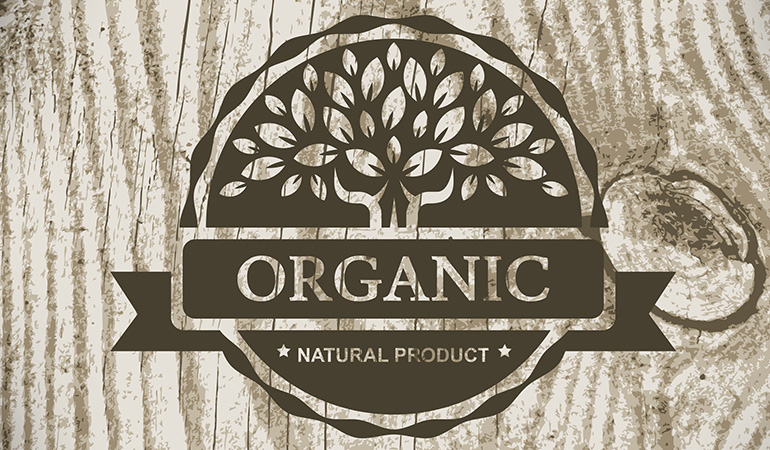 Organic dried fruits contain natural preservatives.