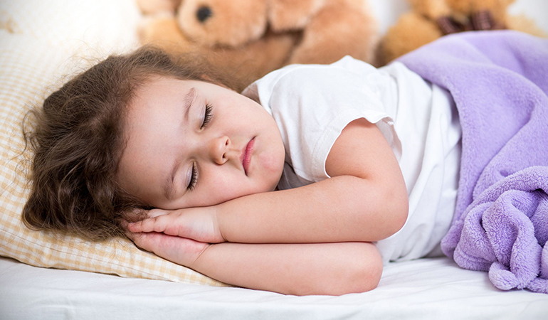 Only small children and babies need to nap