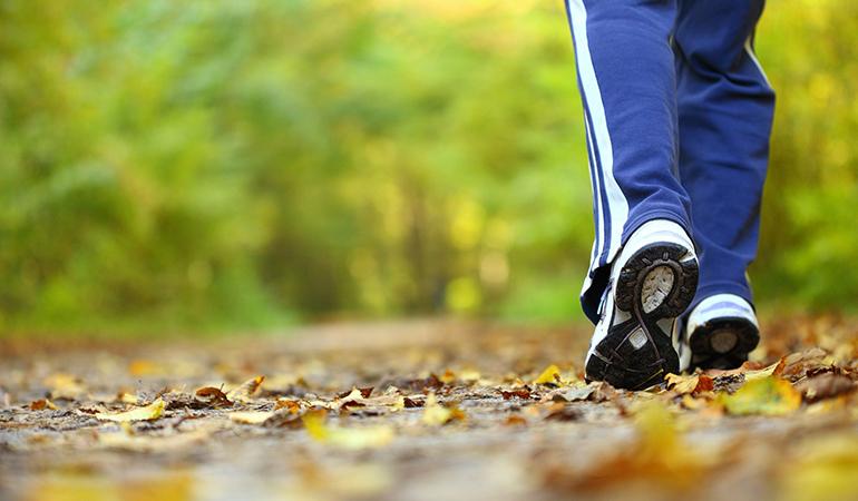 Take short walks after meals