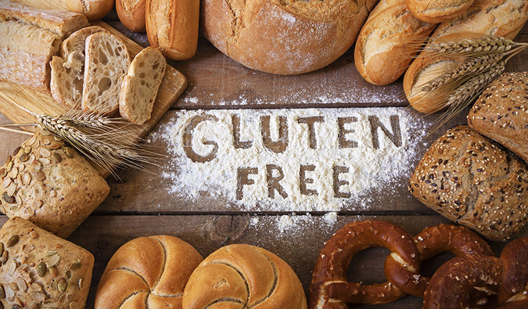The gluten-free diet may help reduce the risk of stroke to a small extent