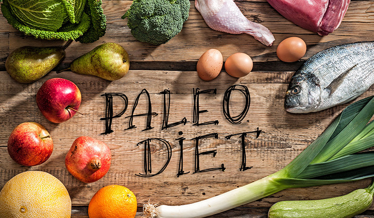 Paleo diet with small portions of meat may help prevent strokes
