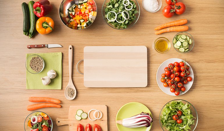 The vegetarian diet may lack in essential nutrients if not followed the right way