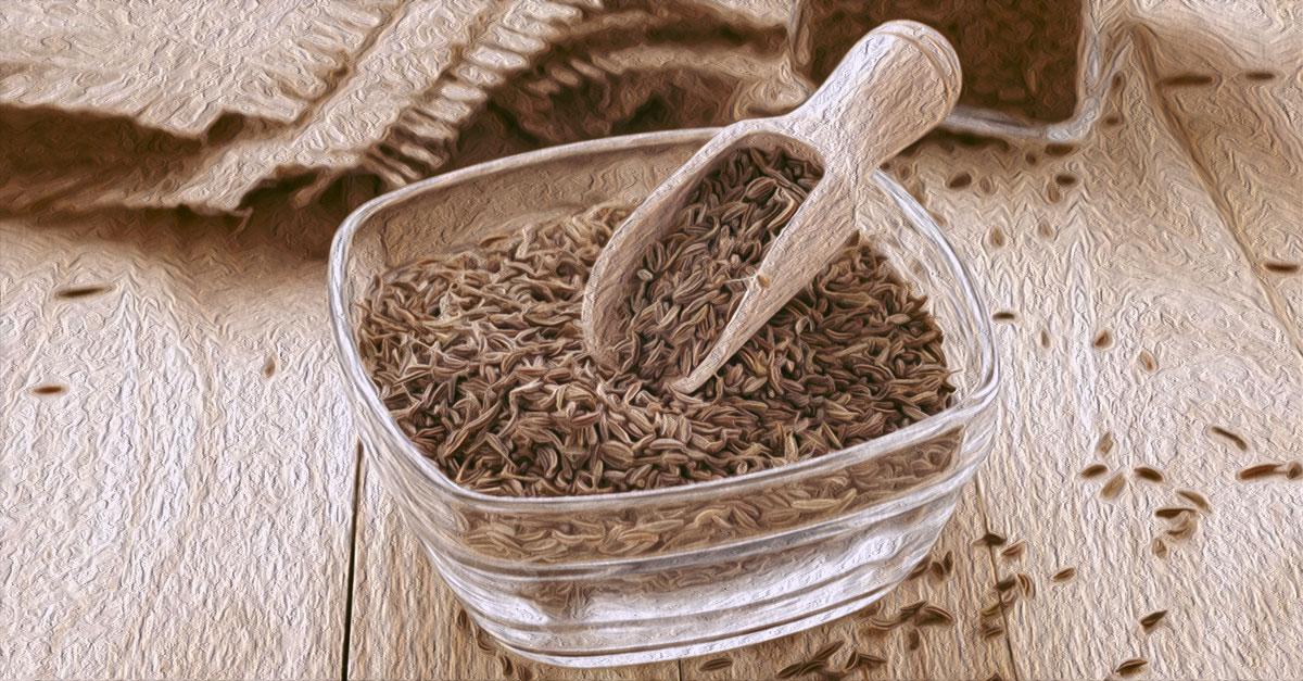 Health benefits of cumin.