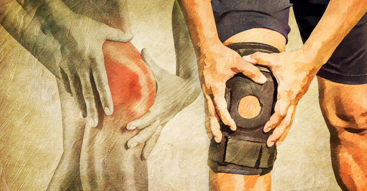 Natural remedies for runner's knee includes rest, ice packs, and proper exercise.