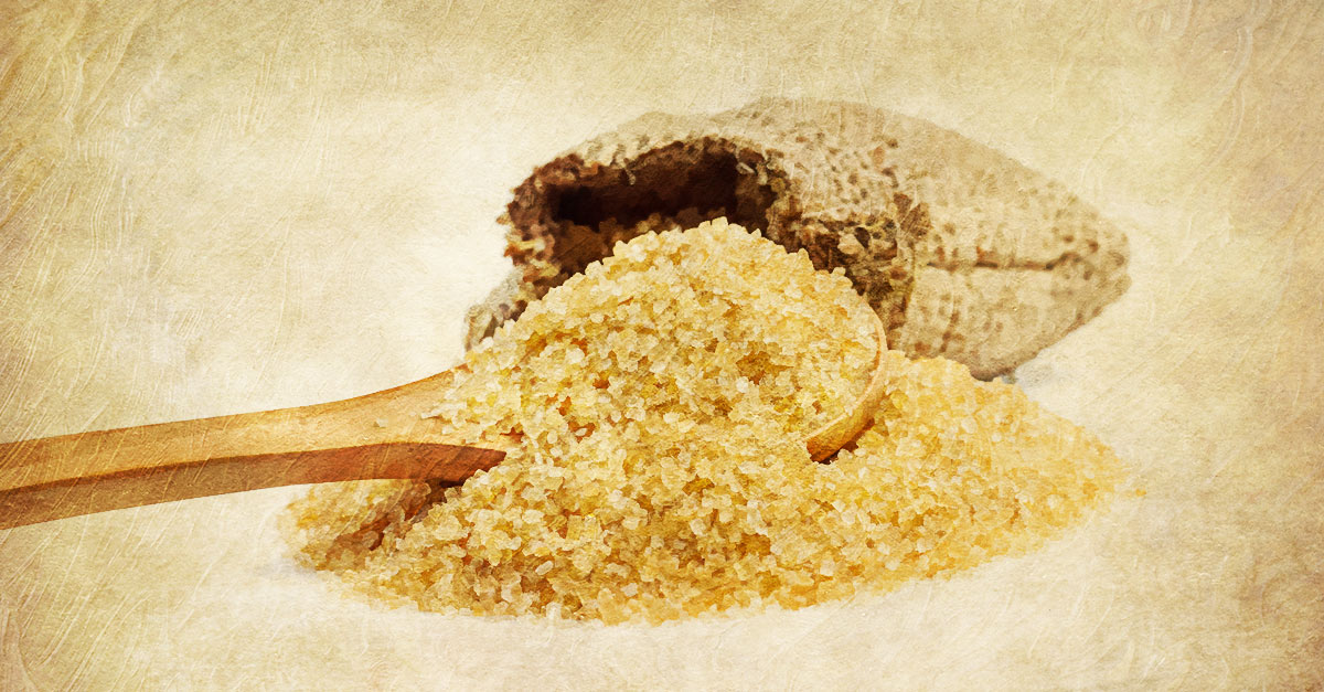 What is demerara sugar?